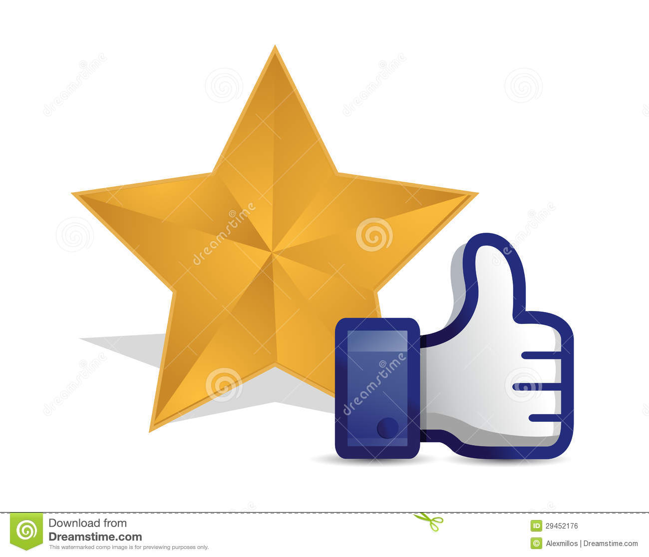 Star thumbs up clipart banner free download Golden Thumb Up Stock Illustrations – 85 Golden Thumb Up Stock ... banner free download
