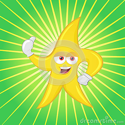 Star thumbs up clipart vector royalty free stock Thumbs Up Star Stock Photography - Image: 20406892 vector royalty free stock
