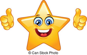 Star thumbs up clipart picture library Star thumbs up clipart - ClipartFest picture library