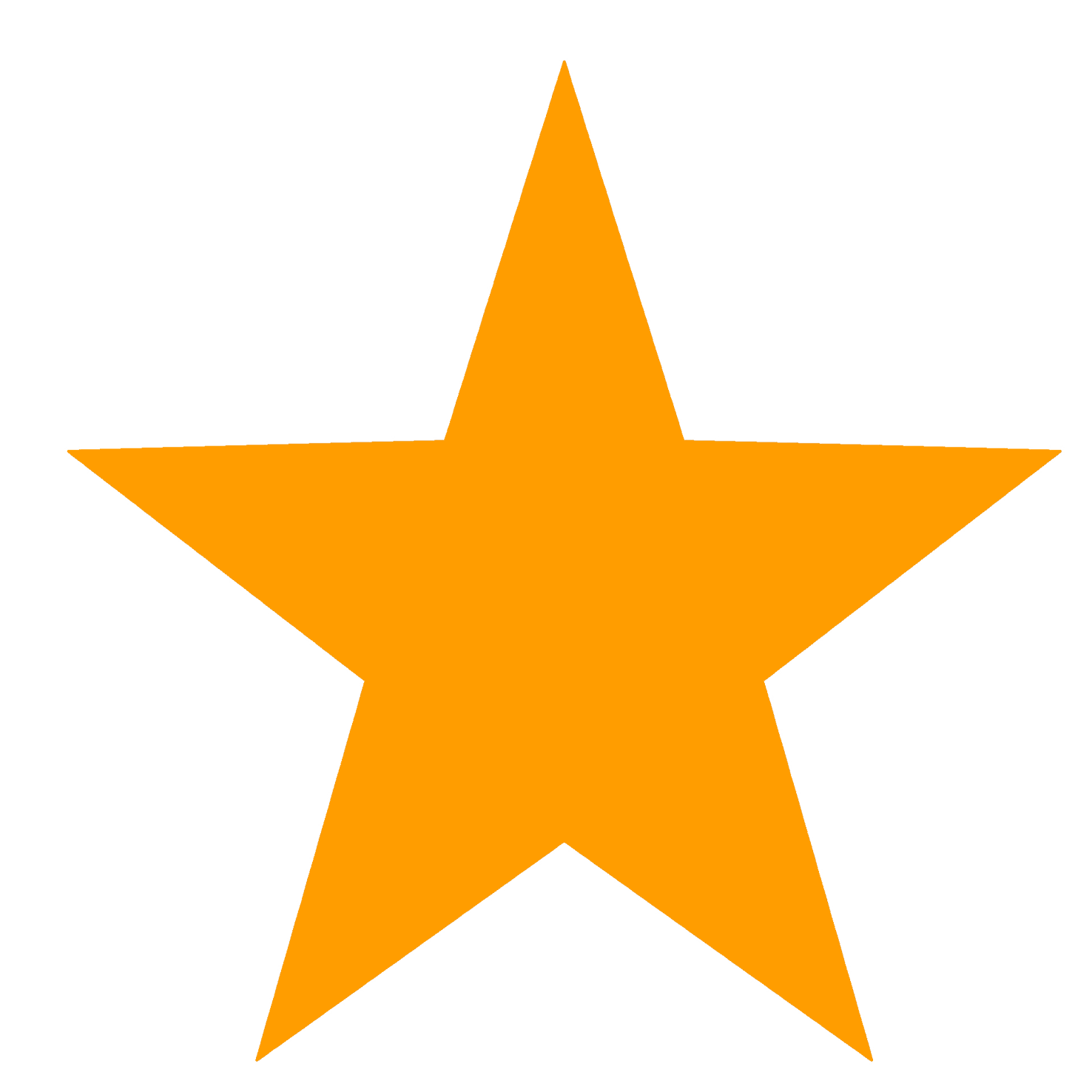 Star tips clipart png black and white Star Clipart png black and white