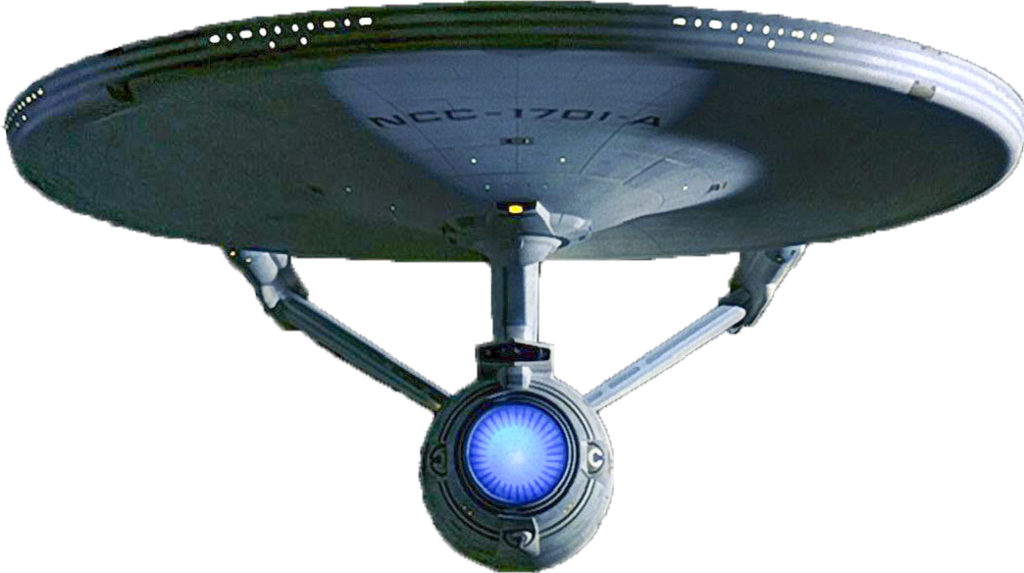Star trek enterprise clipart jpg black and white download Star Trek VI Enterprise-A Front PNG. by ENT2PRI9SE on DeviantArt jpg black and white download