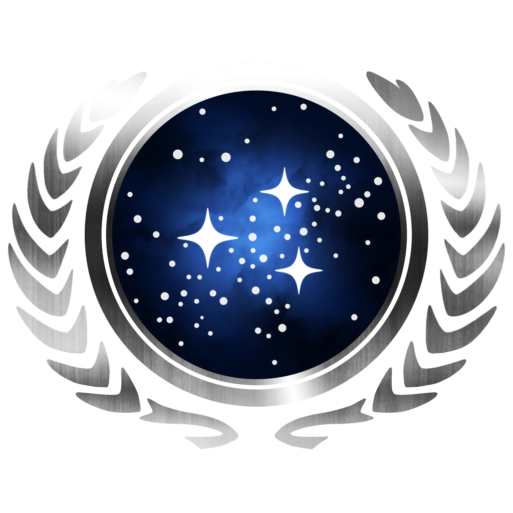 Star trek symbol clipart banner library Star Trek Federation Symbol transparent PNG - StickPNG banner library