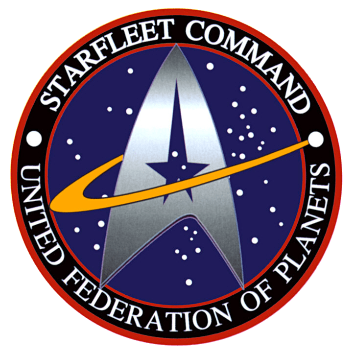 Star trek communicator clipart png royalty free download Starfleet Command Badge transparent PNG - StickPNG png royalty free download