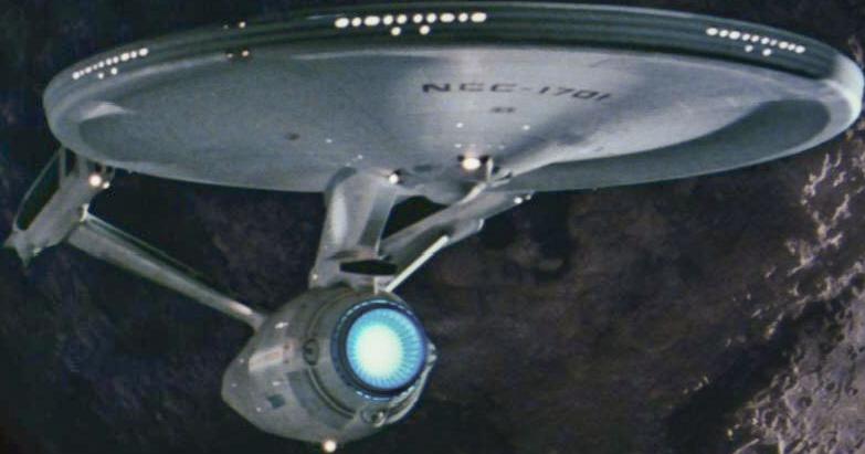 Star trek enterprise clipart svg black and white Star Trek II The Wrath of Khan Enterprise by ENT2PRI9SE on DeviantArt svg black and white