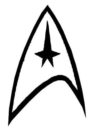 Star trek insignia clipart svg free Star Trek Insignia - Clip Art Library svg free