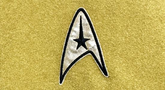 Star trek insignia clipart black and white library Starfleet Insignia Explained black and white library