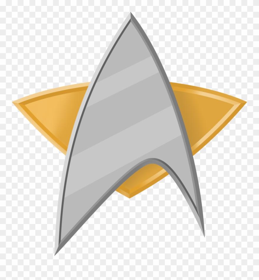 Starfleet symbol clipart clip art library Star Shaped Starfleet Insignia Star Trek Know Your - Star ... clip art library