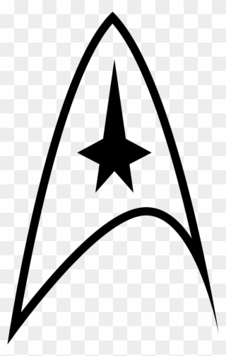 Star trek insignia clipart download This Final Drawing Was The Ninth That I Created - Printable ... download
