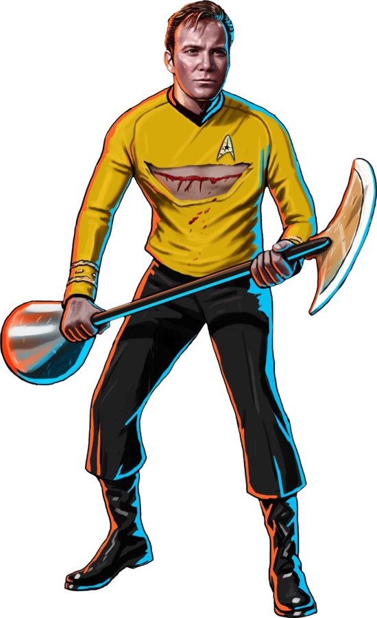 Star trek tos clipart library Kal-if-fee Kirk | Anime & Geek | Pinterest | Star trek, Trek and Star library