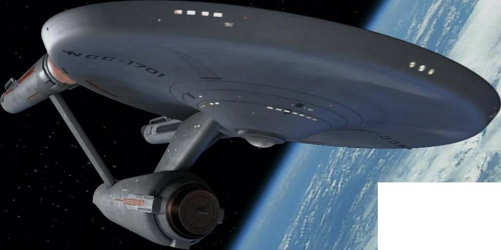 Star trek tos clipart picture transparent stock Star Trek The Original Series NCC-1701 orbit by ENT2PRI9SE on DeviantArt picture transparent stock