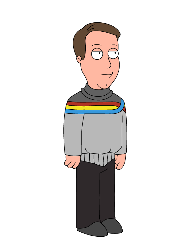 Star trek transporter clipart clip art SPOILERS] Star Trek : familyguythegame clip art
