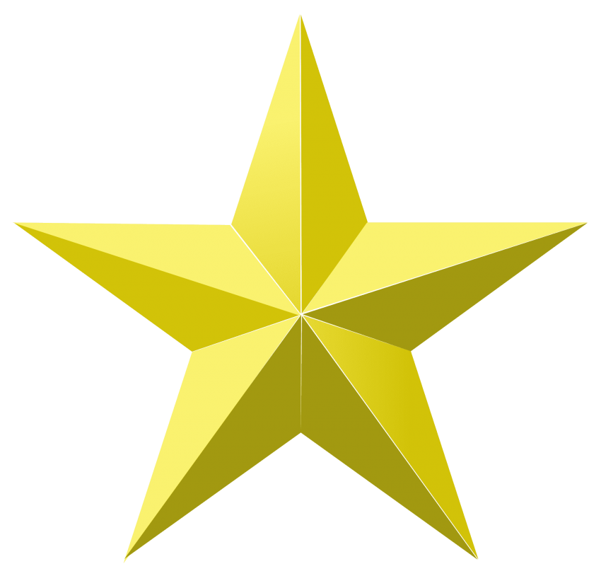 Star trophy clipart svg transparent library gold star png - Free PNG Images | TOPpng svg transparent library