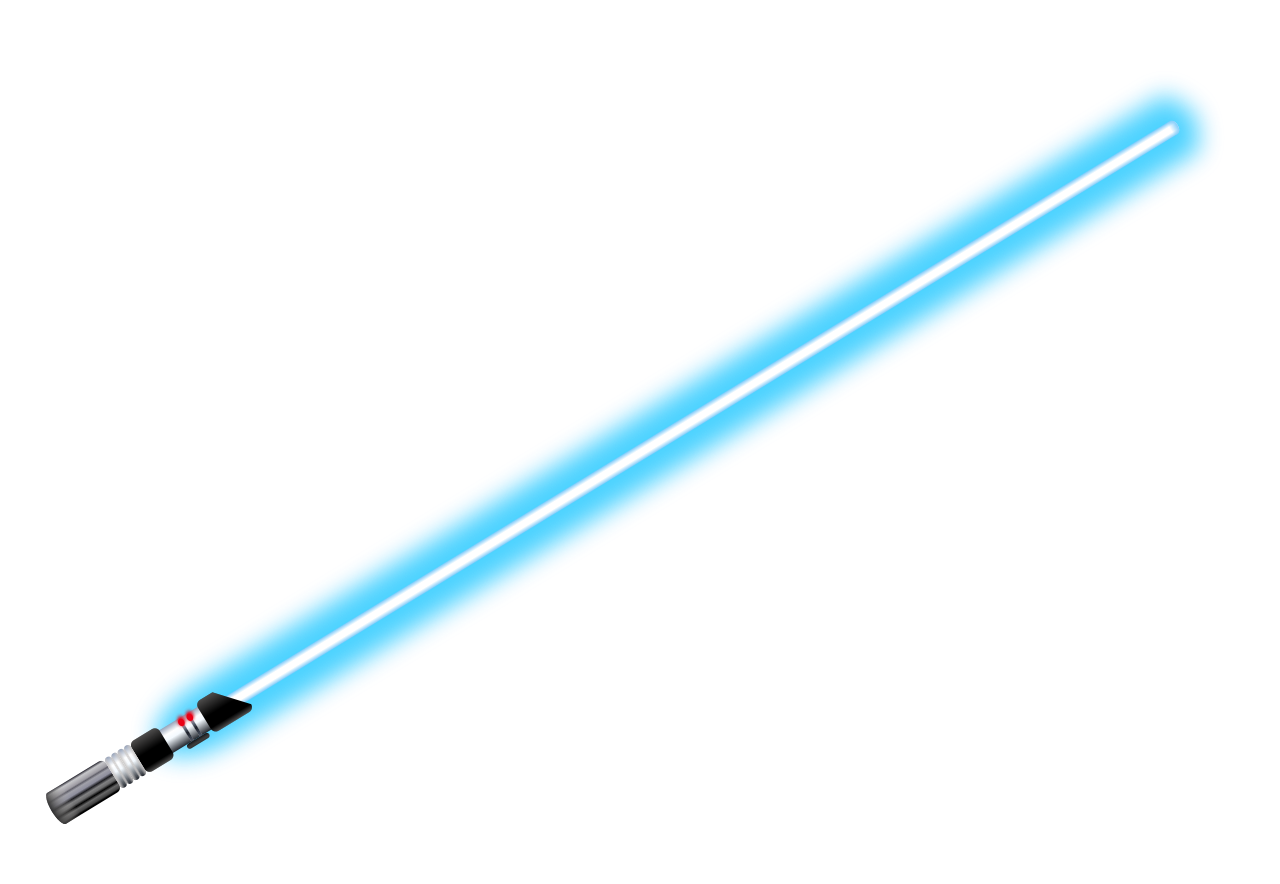 Star wars clipart lightsaber banner royalty free File:Lightsaber blue.svg - Wikipedia banner royalty free