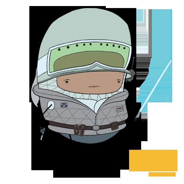 Star wars battlefront clipart svg download Bean playing - Star Wars Battlefront beta — EvilHairDay svg download