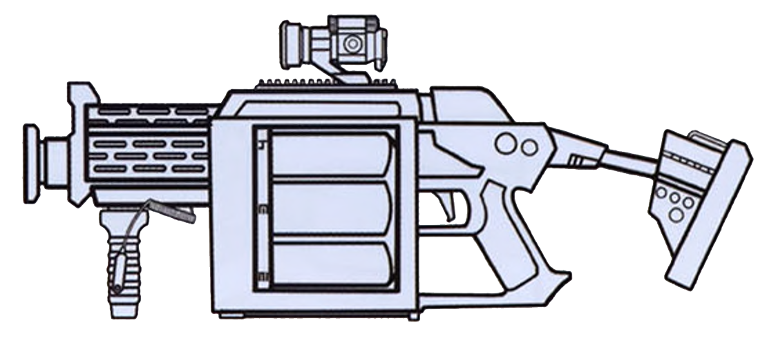 Star wars battlefront clipart black and white stock Grenade launcher | Wookieepedia | FANDOM powered by Wikia black and white stock