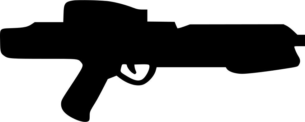 Star wars blaster clipart free download Blaster Star Wars Pistol Svg Png Icon Free Download (#555311 ... free download