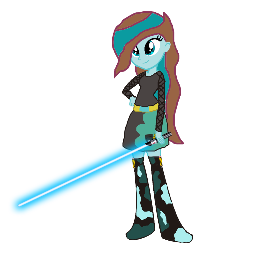 Star wars clipart lightsaber graphic download 1179883 - artist:motownwarrior01, crossover, equestria girls ... graphic download