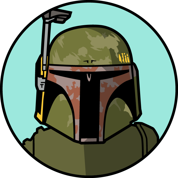 Star wars clipart boba fett clip art royalty free download Picking Star Wars character All-Star teams for baseball, basketball ... clip art royalty free download
