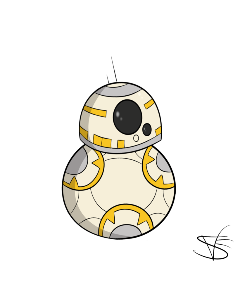 Star wars force awakens clipart picture freeuse library BB8 (The Force Awakens) by mexican64 on DeviantArt picture freeuse library