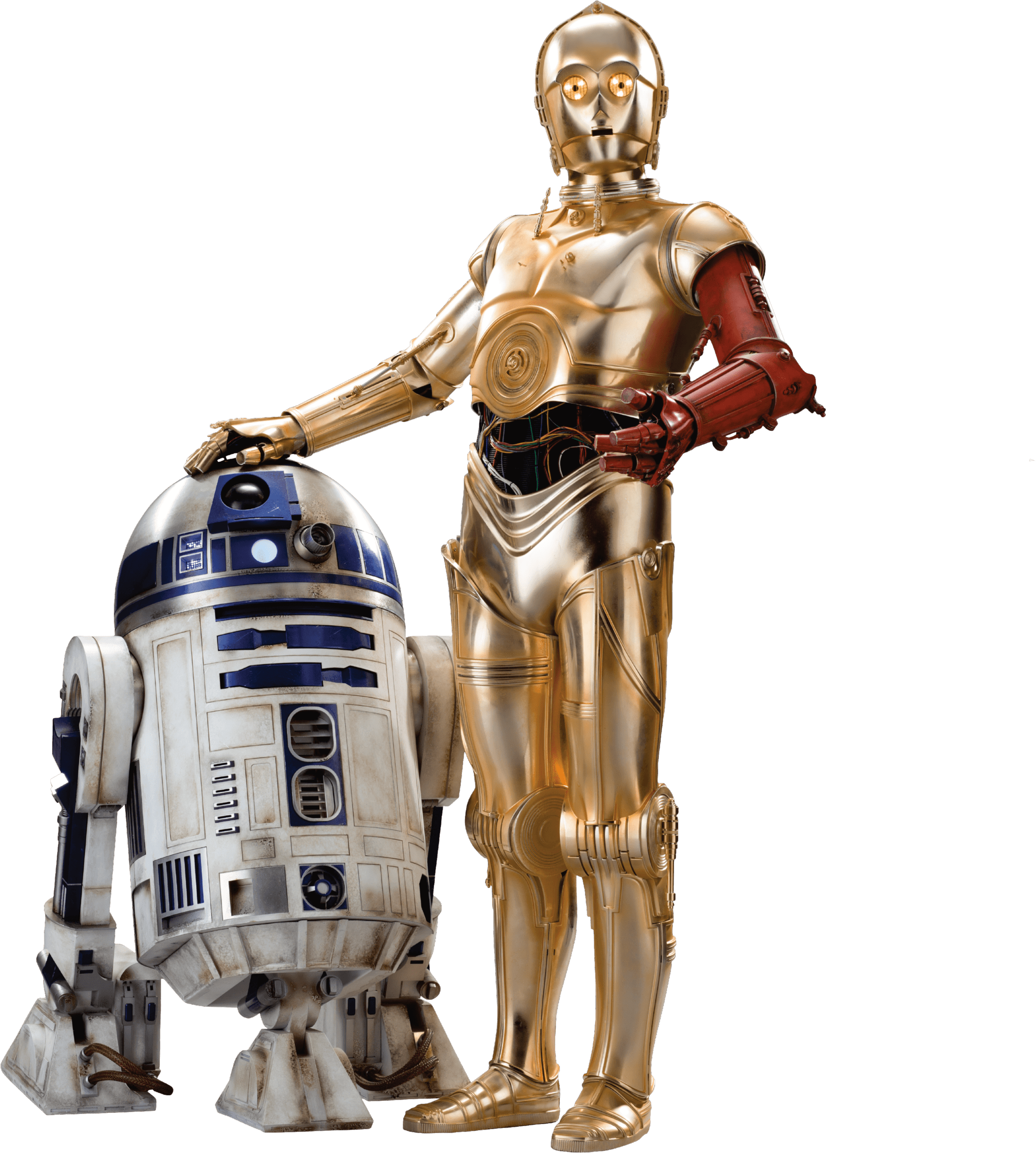 Star wars clipart r2d2 png stock R2d2 C3po Star Wars transparent PNG - StickPNG png stock