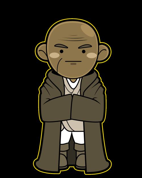 Star wars characters clipart clip library stock Star Wars Kawaii Saga | Han Shot First | Pinterest | Saga and Star clip library stock