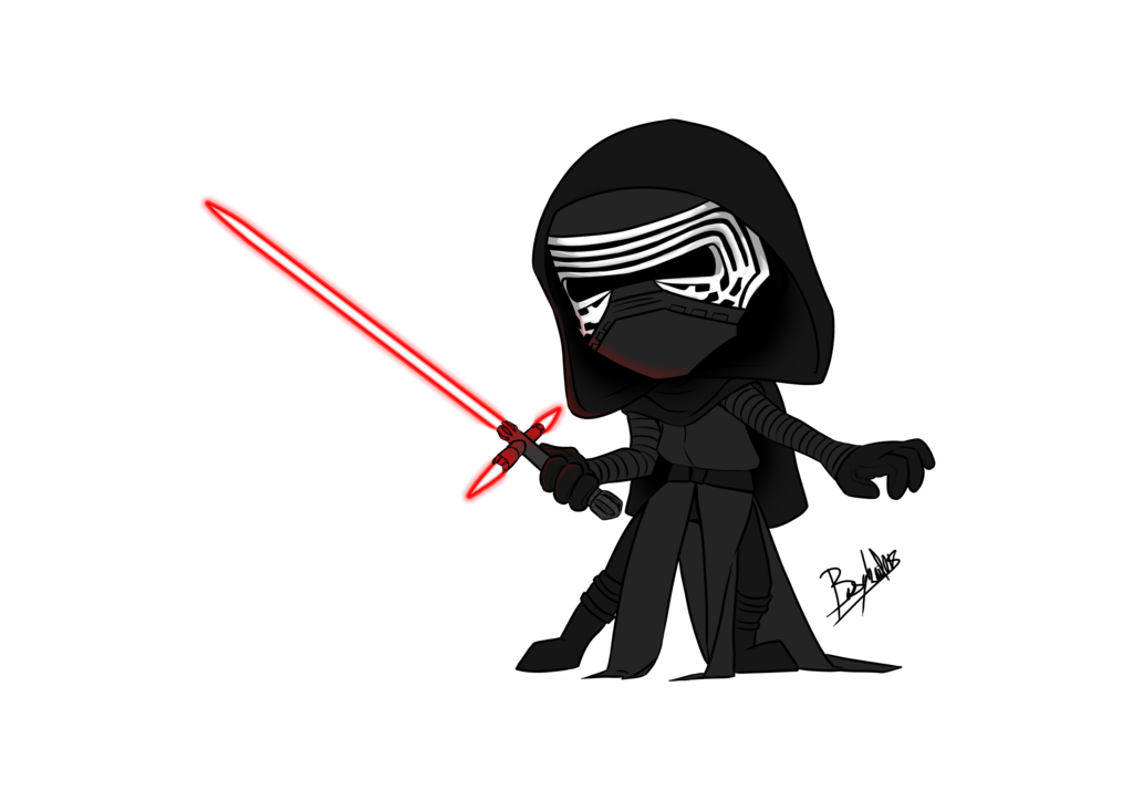 Star wars clipart kylo ren picture library download 28+ Collection of Kylo Ren Drawing Cute   High quality, free ... picture library download