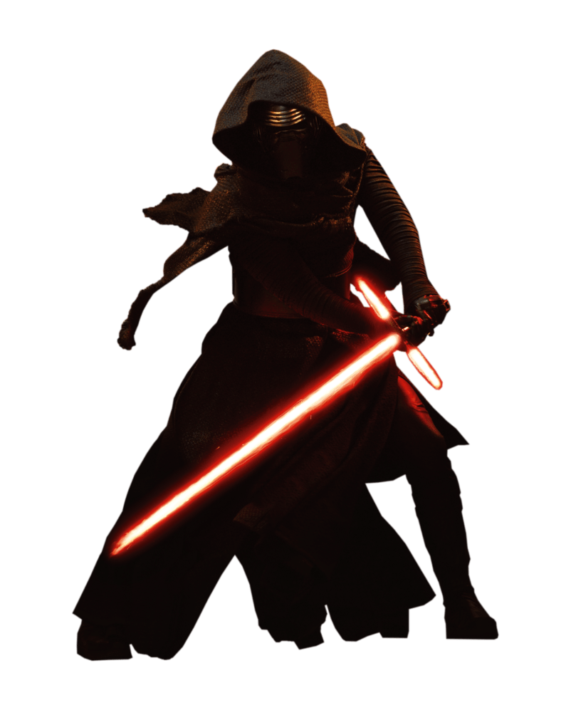 Star wars clipart kylo ren png free library Kylo Ren Standing transparent PNG - StickPNG png free library