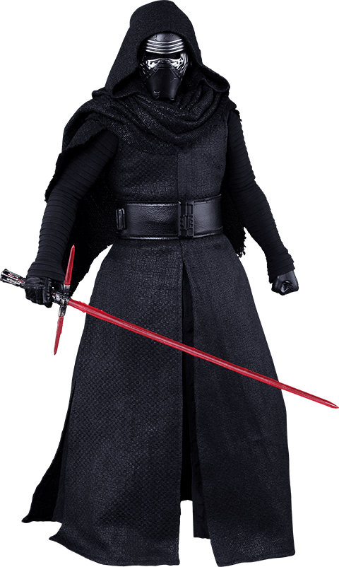 Star wars clipart kylo ren clipart royalty free library Kylo Ren Cosplay Transparent PNG clipart royalty free library