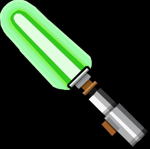 Star wars lightsaber clipart image free Image - Starwars 2013 Emote Lightsaber.png | Club Penguin Wiki ... image free