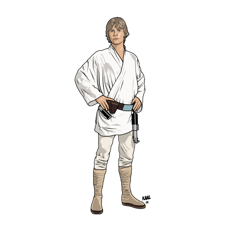 Star wars clipart luke vector freeuse stock Luke Skywalker Silhouette at GetDrawings.com | Free for personal use ... vector freeuse stock