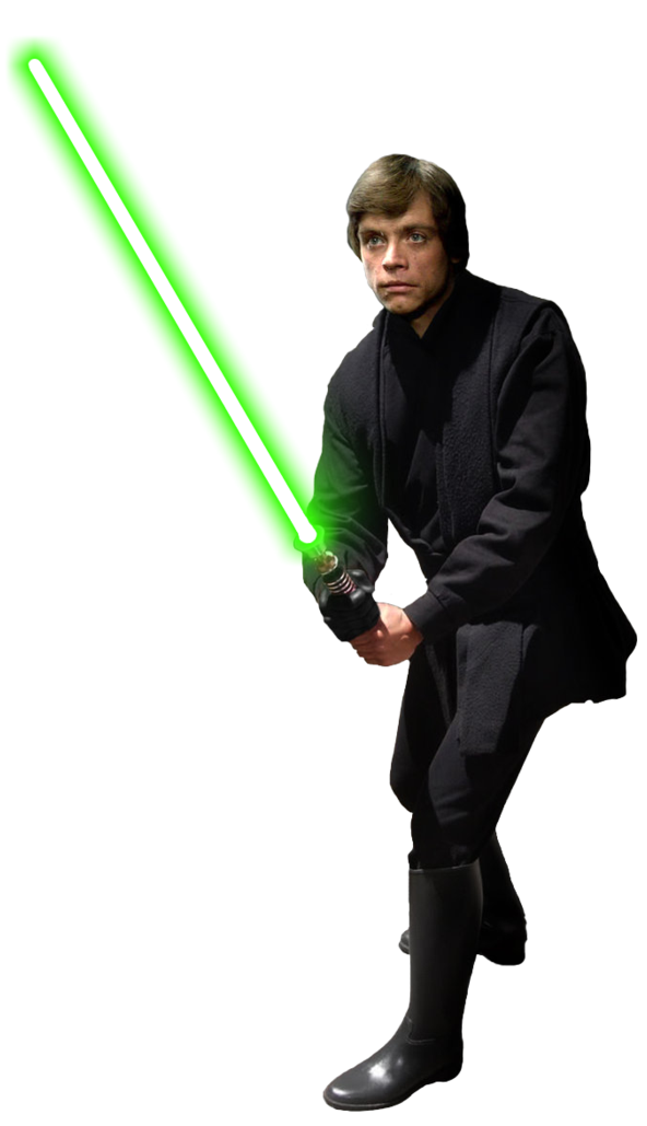 Star wars clipart luke skywalker vector freeuse library Luke Skywalker | VsDebating Wiki | FANDOM powered by Wikia vector freeuse library