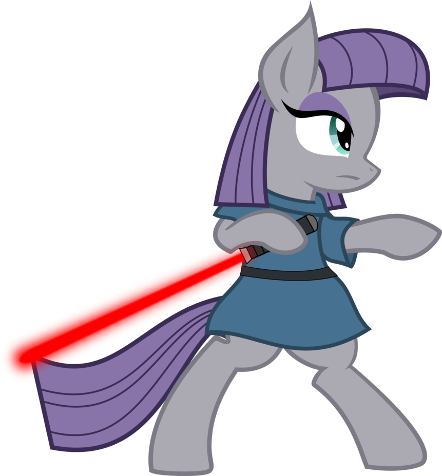 Star wars clipart revenge of the fifth picture library library MLP Maud Pie(Jedi) by Ispincharles on DeviantArt picture library library