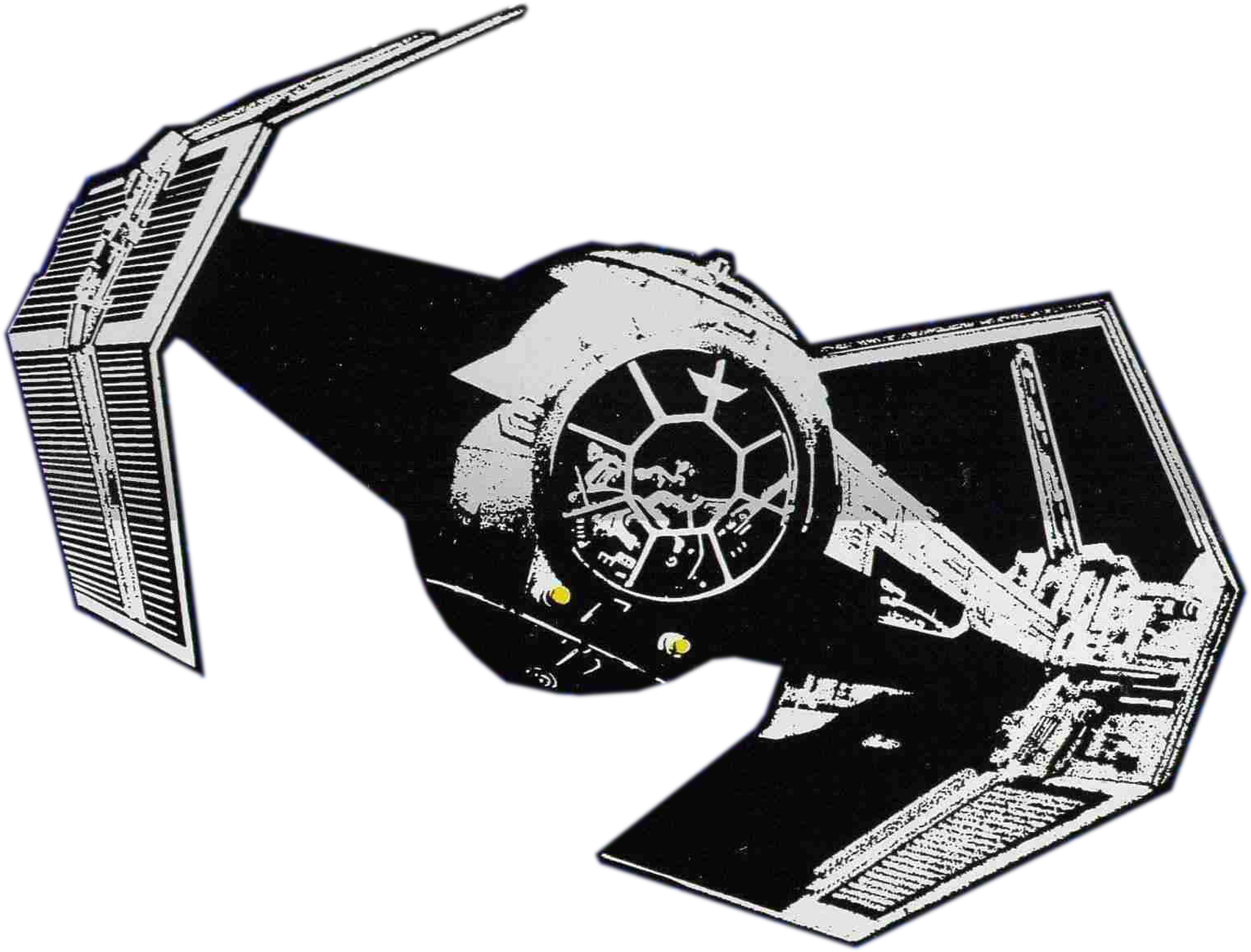 Star wars clipart vector svg free library Star Wars Mini: Artwork svg free library