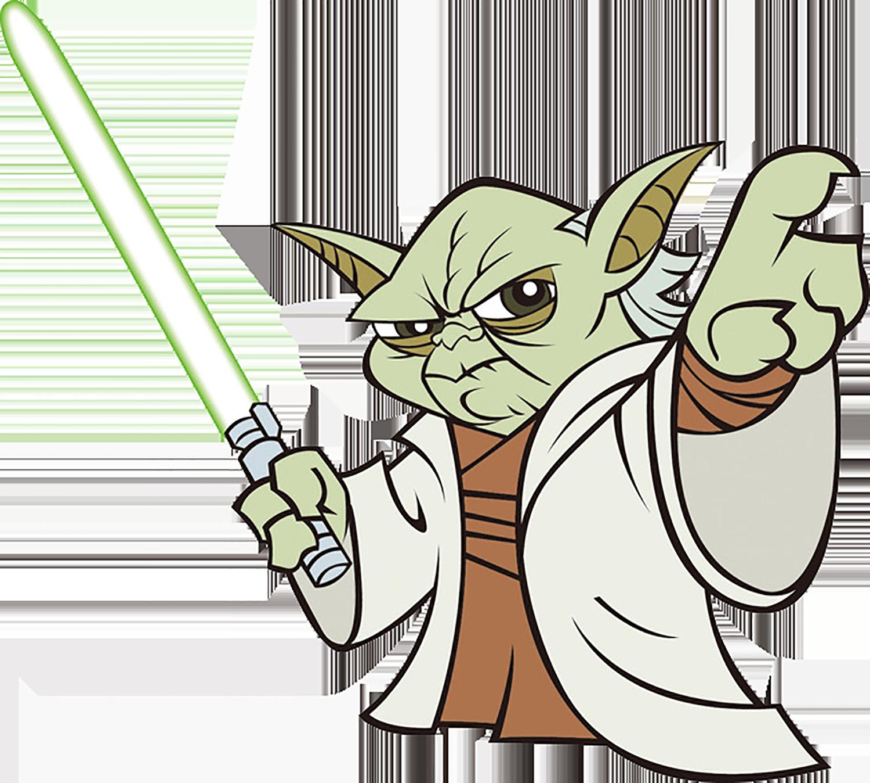 Star wars yoda clipart banner transparent stock Yoda Logo Star Wars - Hand painted Goblin Wizard 1500*1348 ... banner transparent stock