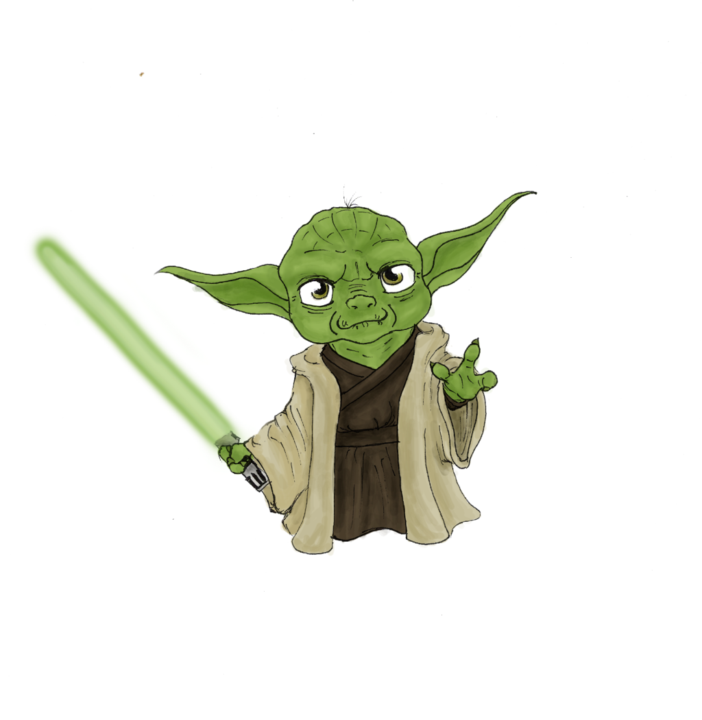 Star wars clipart yoda jpg freeuse library 28+ Collection of Baby Yoda Clipart | High quality, free cliparts ... jpg freeuse library