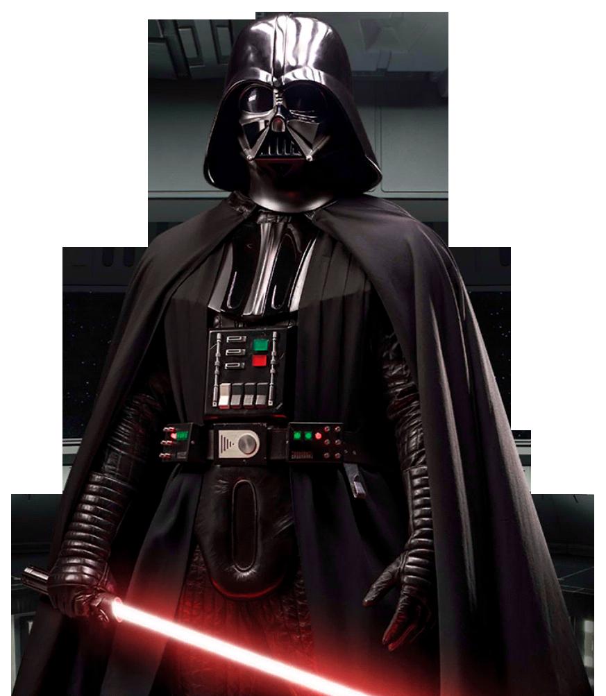 Star wars darth vader clipart vector black and white download Darth Vader PNG Image - PurePNG   Free transparent CC0 PNG Image Library vector black and white download