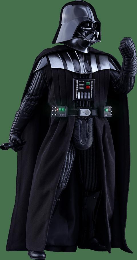 Star wars darth vader clipart svg freeuse download Darth Vader Side View transparent PNG - StickPNG svg freeuse download