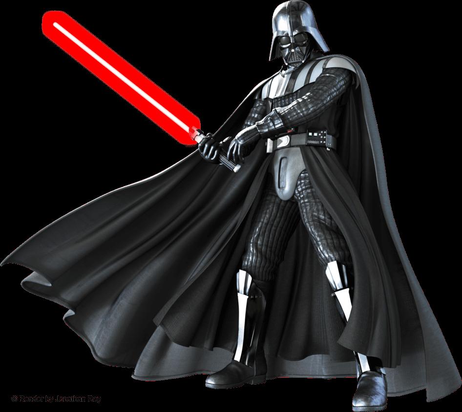 Star wars darth vader clipart vector transparent download Star Wars Darth Vader PNG vector transparent download