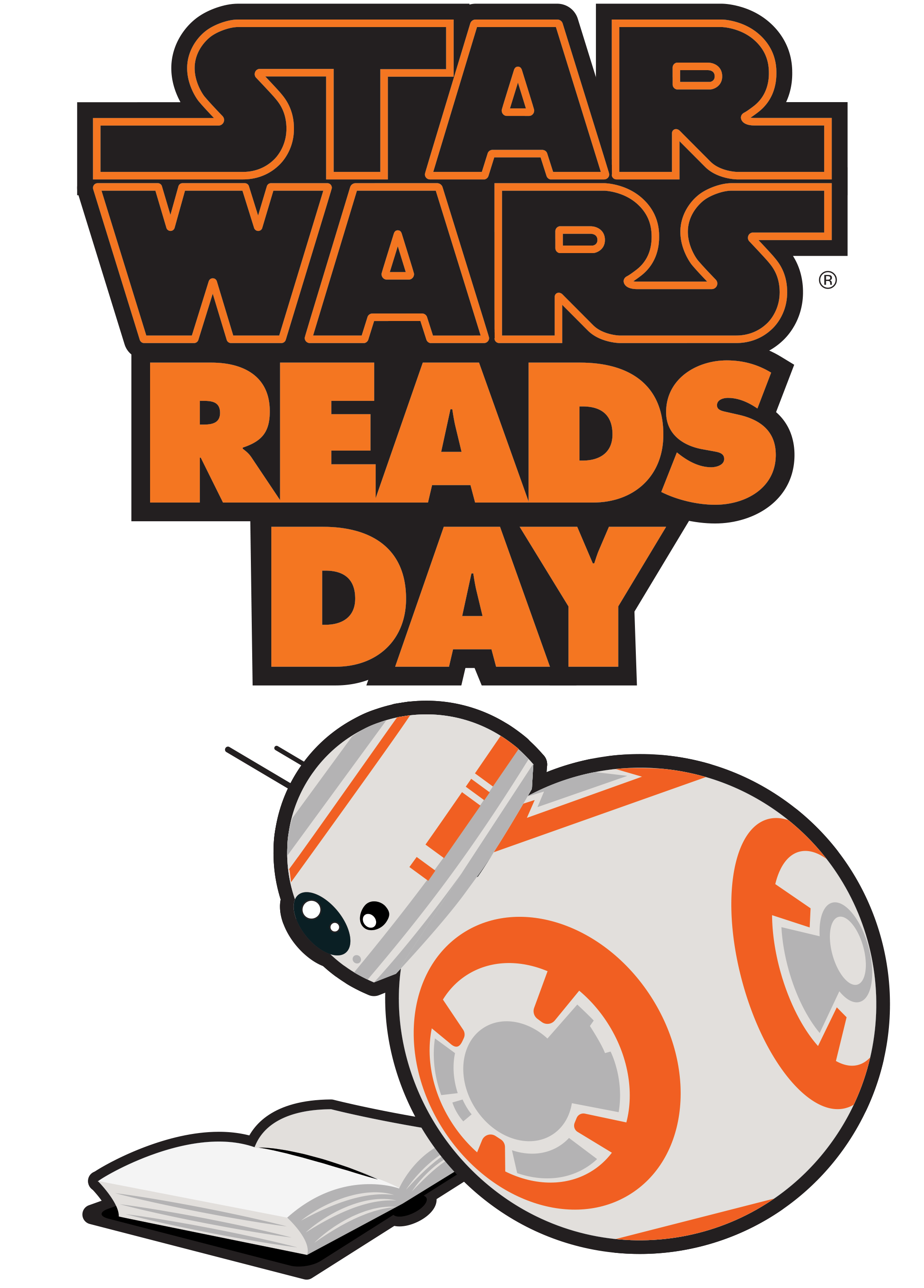 Star wars day clipart clipart free library Read more you must – join Star Wars Reads Day on October 10 | theluvvie clipart free library