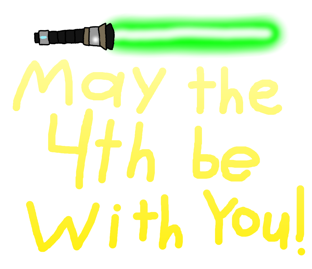 Star wars day clipart clip art library library Happy Star Wars Day! — Weasyl clip art library library
