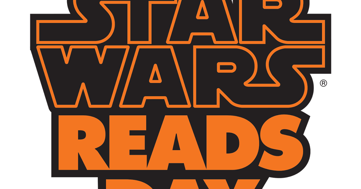 Star wars day clipart banner free library The Life's Way: The Power of Reading #StarWarsReadsDay #10Oct2015 ... banner free library