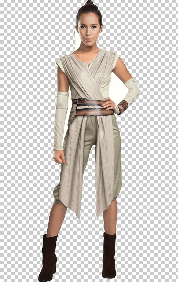 Star wars episode vii clipart vector freeuse library Rey Star Wars Episode VII Luke Skywalker Costume PNG ... vector freeuse library