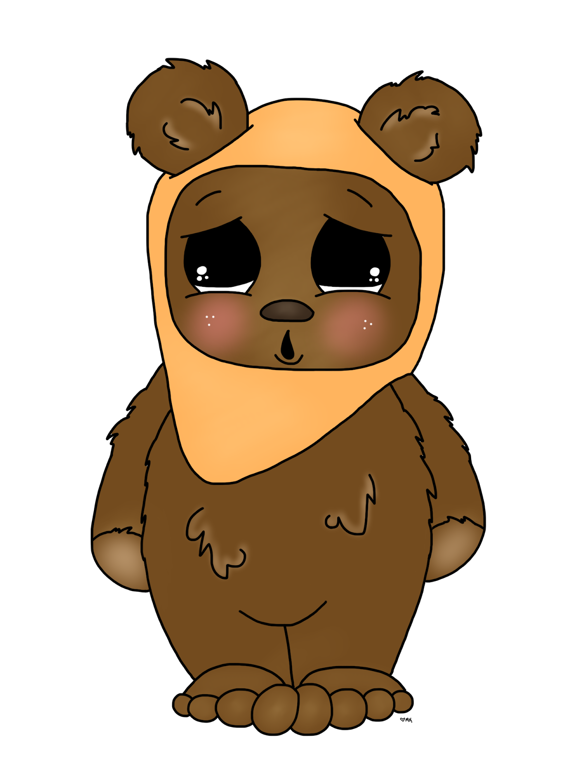 Star wars ewok clipart jpg royalty free download Cre8tive Hands: What is next?? jpg royalty free download