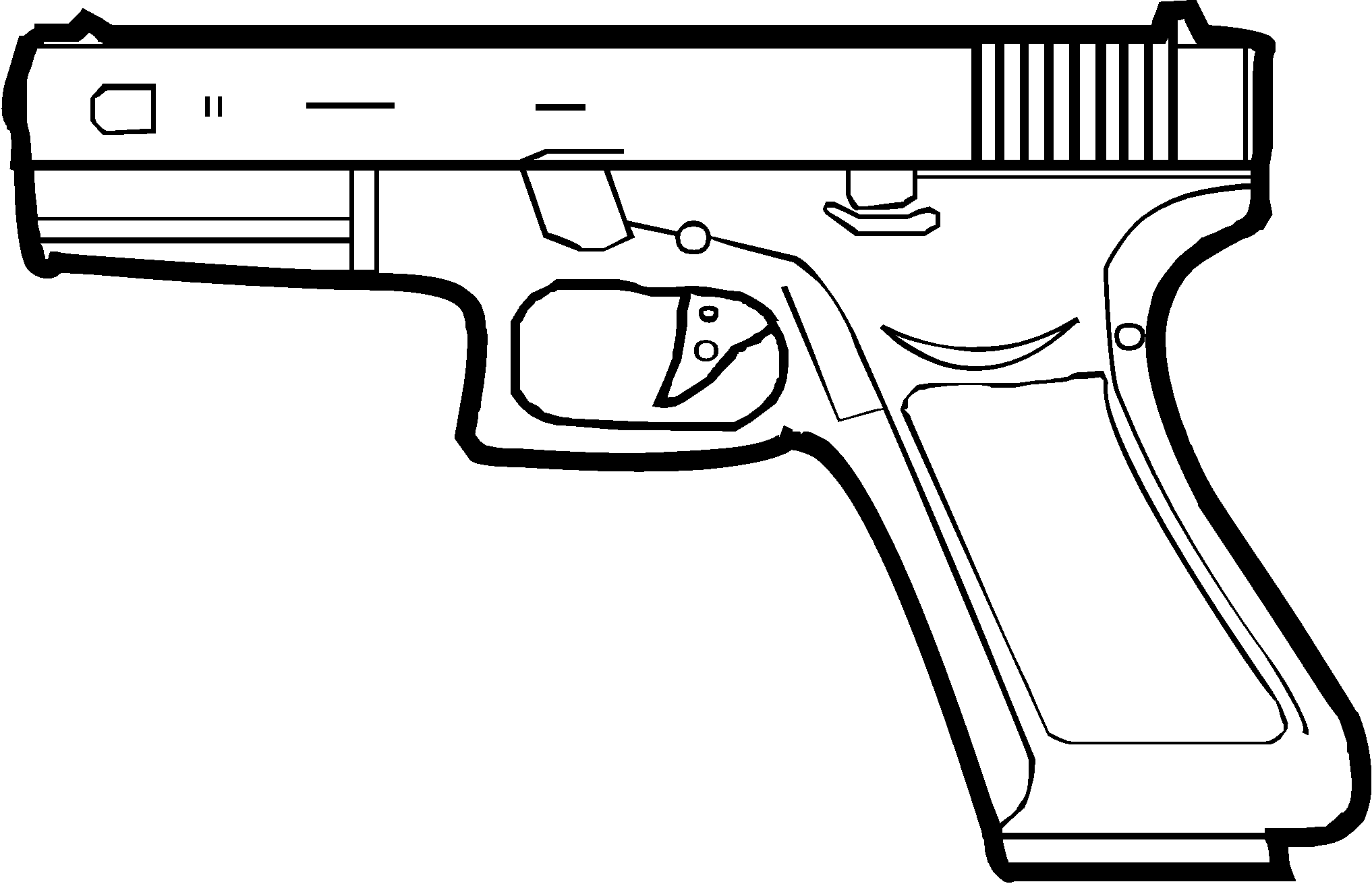 Star wars gun clipart clip art transparent stock Weapon Clipart outline - Free Clipart on Dumielauxepices.net clip art transparent stock