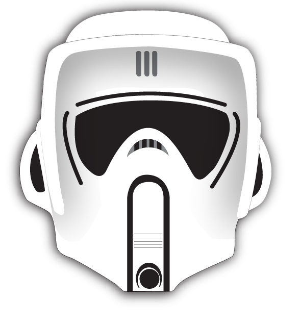 Star wars rebel helmet clipart vector library Know your Imperial helmets - Los Angeles Times vector library