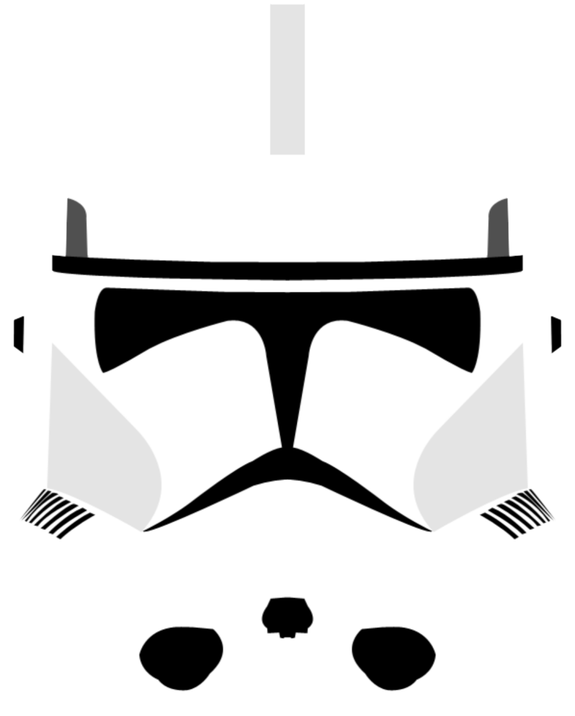 Star wars helmet clipart royalty free Styles : Clone Trooper Helmet Mold With Clone Trooper Helmet ... royalty free