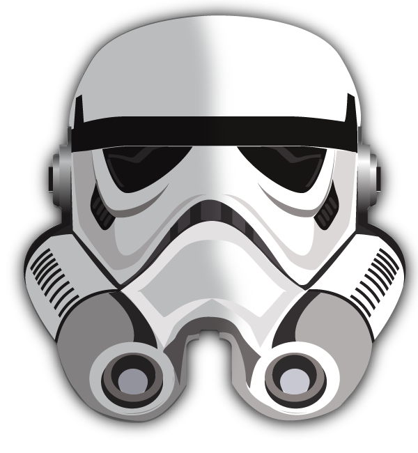 Star wars helmet clipart jpg black and white Know your Imperial helmets - Los Angeles Times jpg black and white