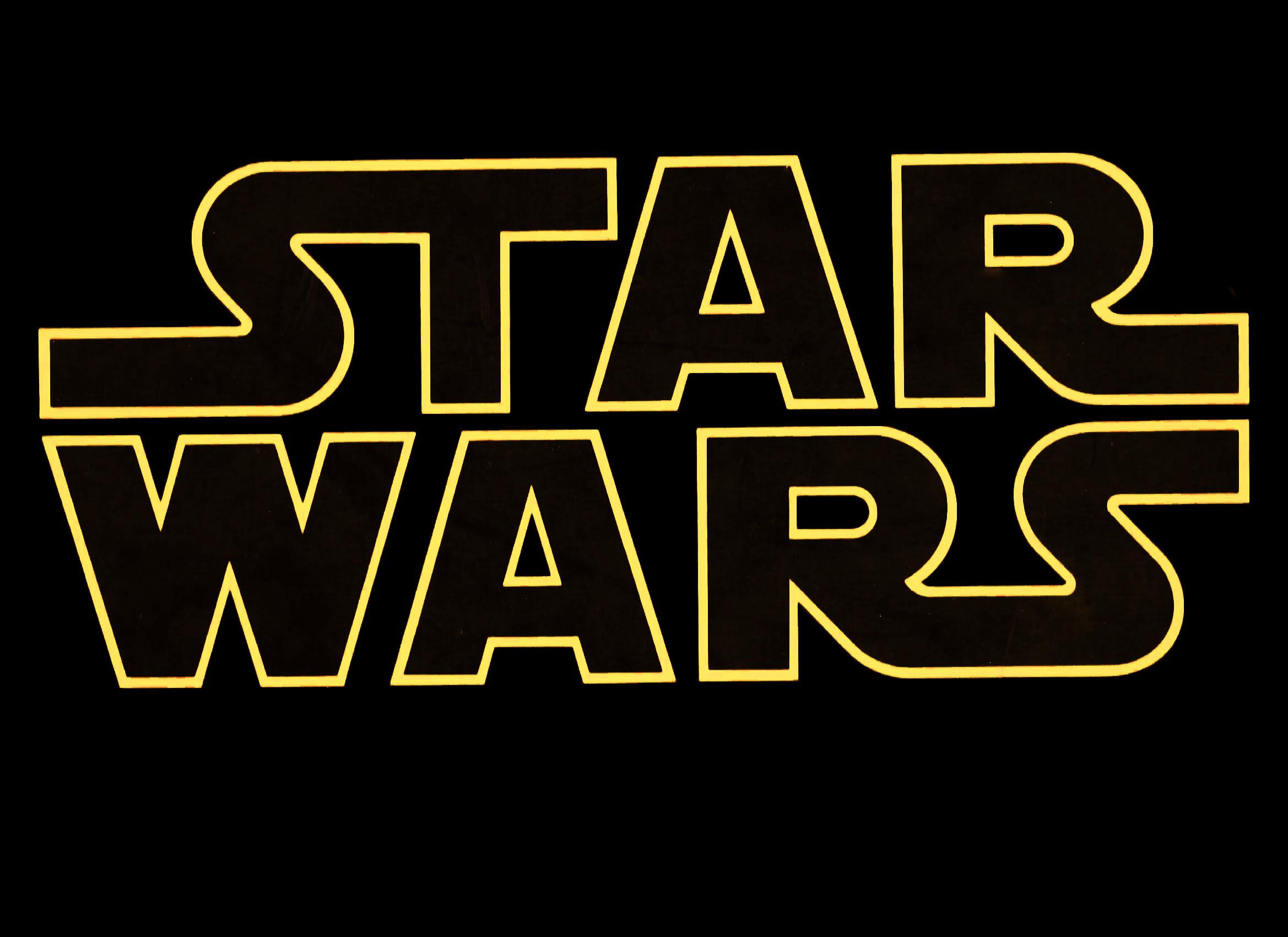 Star wars logo clipart image free stock Star Wars Logo PNG image free stock