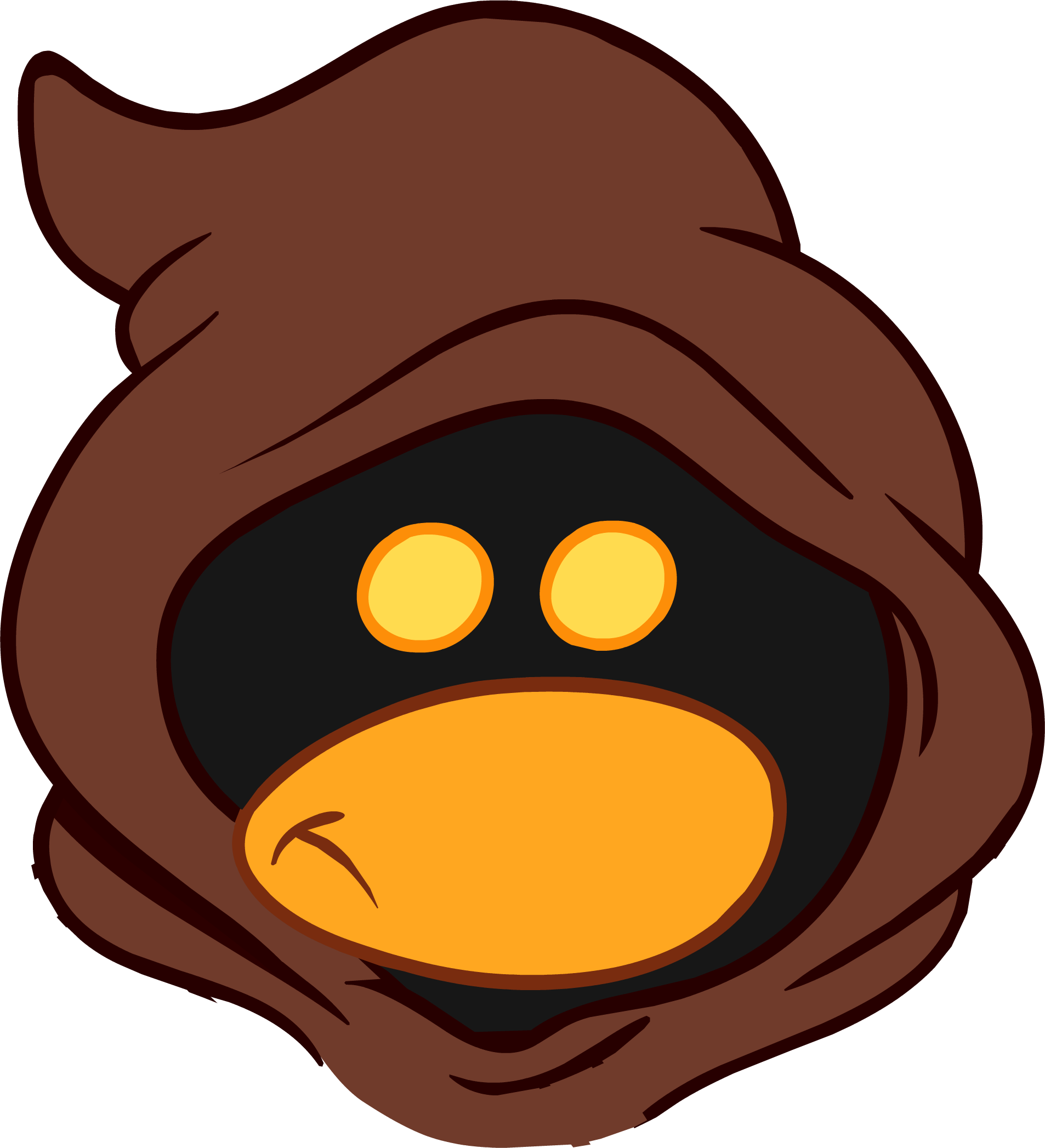 Star wars jawa clipart picture Jawa Mask | Club Penguin Wiki | FANDOM powered by Wikia picture