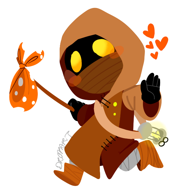 Star wars jawa clipart clip art library library Dumo, my Jawa OC by LyricalDropArt on DeviantArt clip art library library